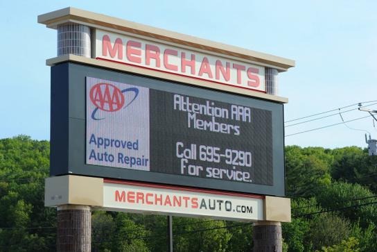Merchants Automotive Hooksett Nh 03106 Car Dealership