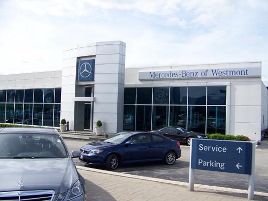 Mercedes benz of westmont westmont il 60559 car for Mercedes benz of westmont il