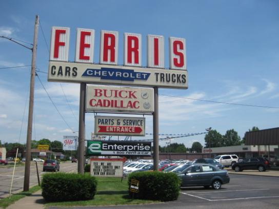 Ferris Chevrolet Buick CadillacToyota : New Philadelphia ...