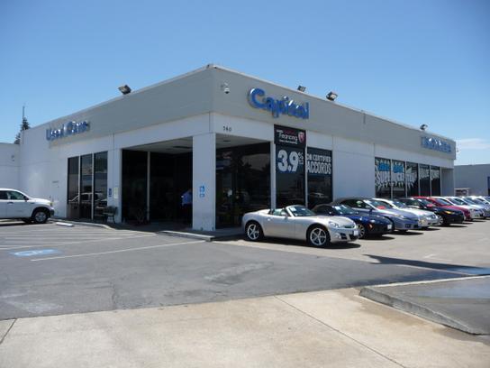 Capitol honda san jose ca 95136 1125 car dealership and auto financing autotrader for Honda dealership san jose