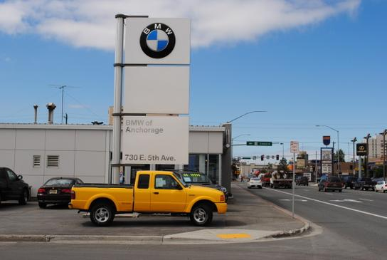 BMW of Anchorage