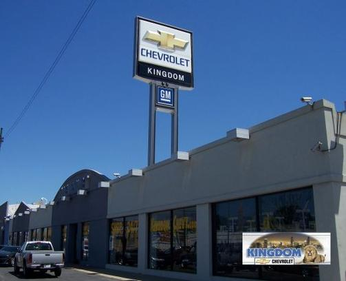 Kingdom Chevrolet Chicago IL Car Dealership And Auto - Chevrolet dealers in chicago