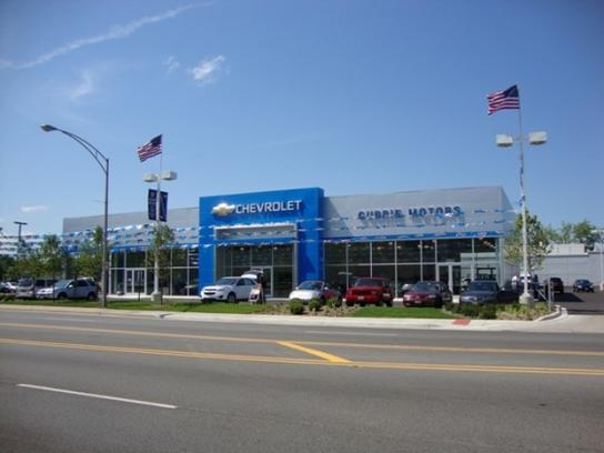 Currie Motors Chevrolet 1