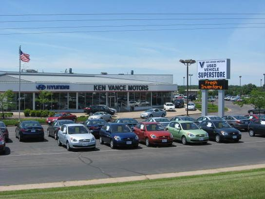 ken vance motors eau claire wi 54701 car dealership