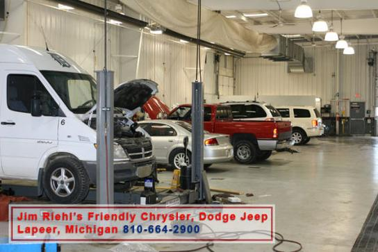 jim riehl 39 s friendly chrysler dodge jeep lapeer mi 48446 car dealership and auto financing. Black Bedroom Furniture Sets. Home Design Ideas