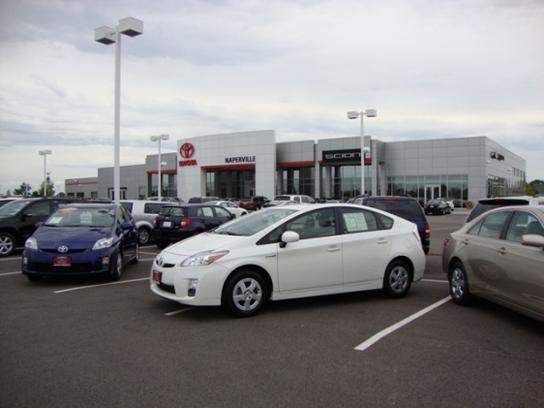 Toyota Rental Car Naperville Il