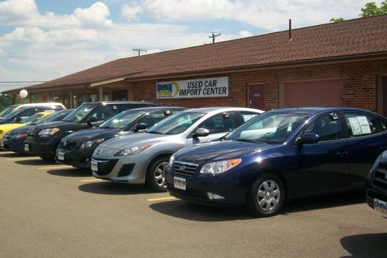 Graham Used Car Import Center 2