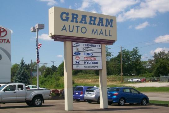 graham used car truck superstore car dealership in mansfield oh 44906 kelley blue book. Black Bedroom Furniture Sets. Home Design Ideas