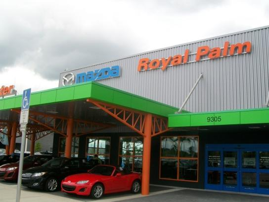 Royal Palm Mazda 2