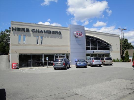 Herb Chambers Kia Of Burlington Burlington Ma 01803 Car
