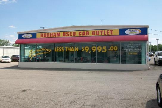 graham used car outlet mansfield oh 44906 car dealership and auto financing autotrader. Black Bedroom Furniture Sets. Home Design Ideas