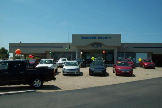 Madison County Ford Lincoln, Inc.