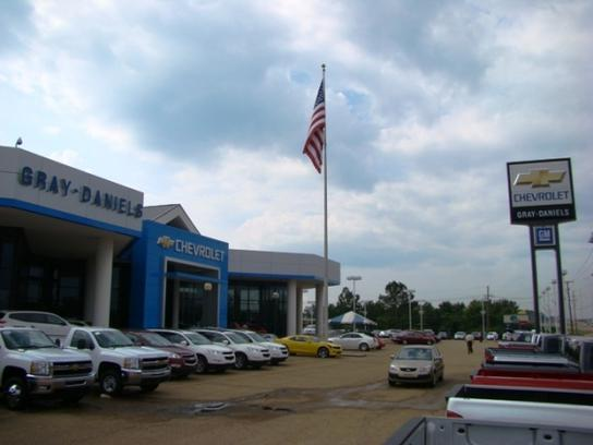 Chevrolet Dealership Jackson Ms >> Gray Daniels Chevrolet car dealership in Jackson, MS 39211