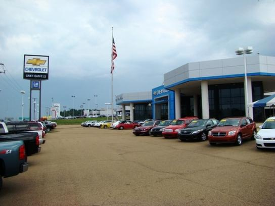 Chevrolet Dealership Jackson Ms >> Gray Daniels Chevrolet : Jackson, MS 39211 Car Dealership