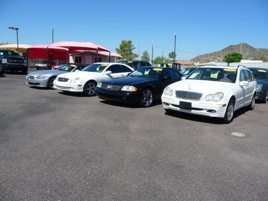 Cave Creek Jabers Auto Sales 1