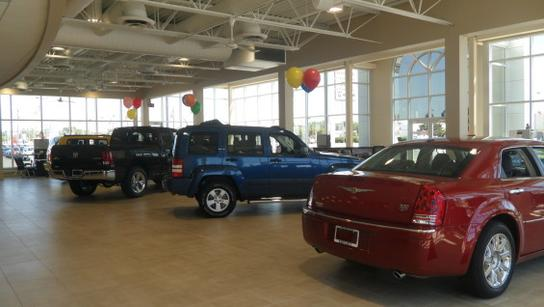 Eastgate Chrysler Dodge Jeep Indianapolis IN Car - Chrysler dealer indianapolis