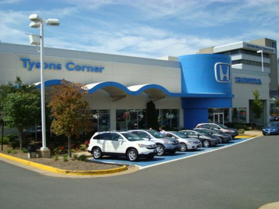 honda of tysons corner car dealership in vienna va 22182
