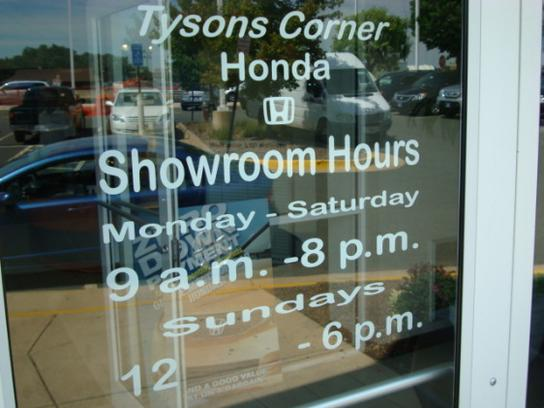 Honda of Tysons Corner 2