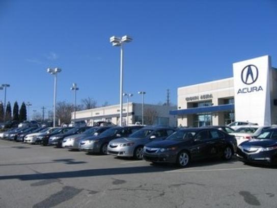 Crown Acura : Greensboro, NC 27407 Car Dealership, and ...