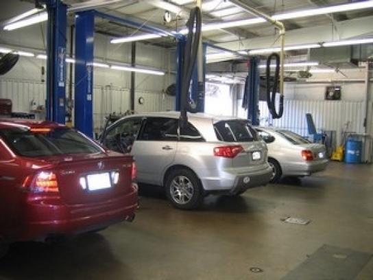 Crown Acura Greensboro Nc 27407 Car Dealership And