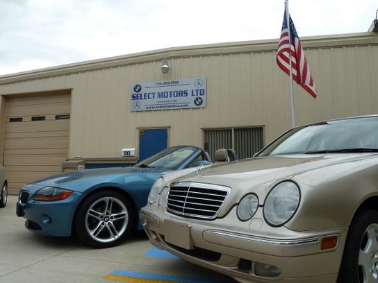 Select Motors Ltd Car Dealership In Plymouth Mi 48170