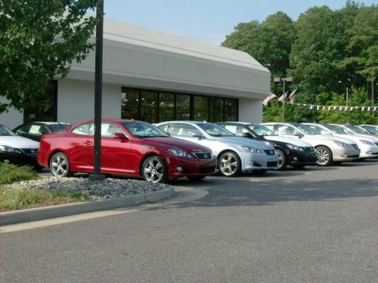 Charles Barker Lexus >> Charles Barker Lexus Newport News : Newport News, VA 23608 ...