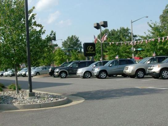Charles Barker Lexus Newport News : Newport News, VA 23608 ...