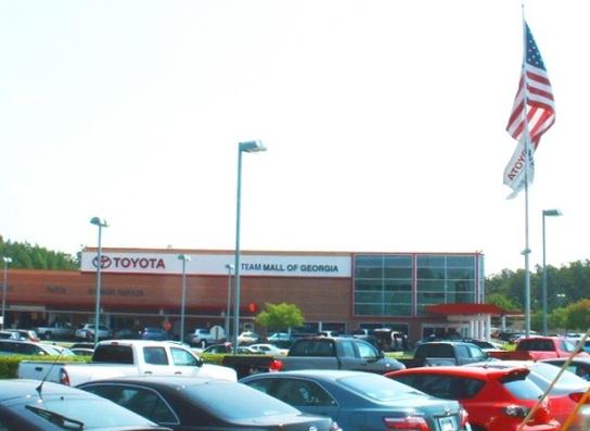 autonation toyota mall of georgia buford ga 30519 car dealership and auto financing autotrader. Black Bedroom Furniture Sets. Home Design Ideas
