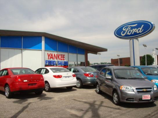 yankee ford south portland ford dealership in south autos post. Black Bedroom Furniture Sets. Home Design Ideas