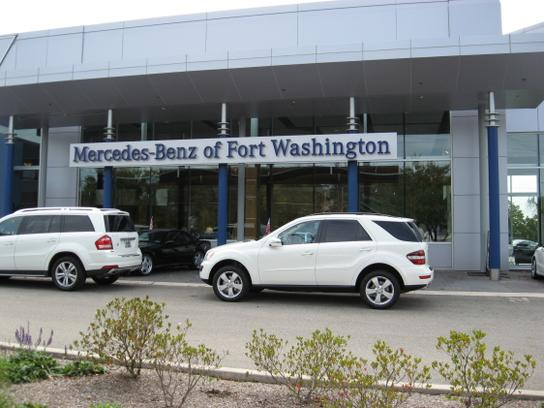 Mercedes-Benz of Fort Washington 2
