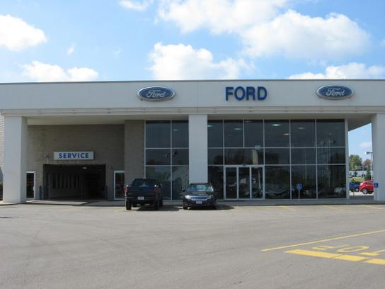 Ford of Mansfield
