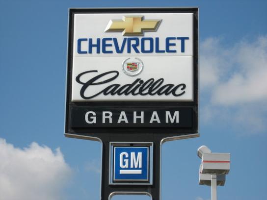 Graham Chevrolet Cadillac pany car dealership in