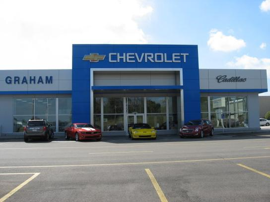 graham chevrolet cadillac company car dealership in mansfield oh 44905 kelley blue book. Black Bedroom Furniture Sets. Home Design Ideas