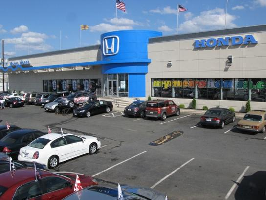 metro honda car dealership in jersey city nj 07305