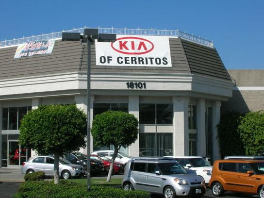Kia of Cerritos 2
