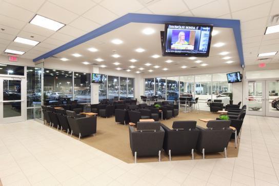 Showcase Honda Car Dealership In Phoenix Az 85014 3403