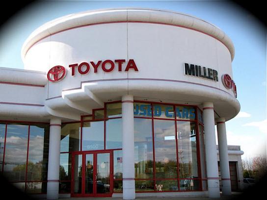 Miller Toyota Manassas Va 20110 Car Dealership And