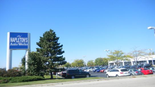 napleton auto werks loves park loves park il 61111 car dealership and auto financing. Black Bedroom Furniture Sets. Home Design Ideas