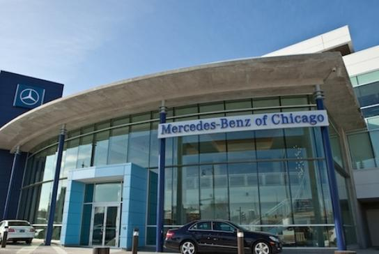 Mercedes benz of chicago chicago il 60642 car for Mercedes benz chicago dealers