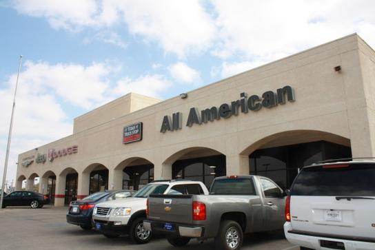 All American Chrysler Jeep Dodge RAM of Midland