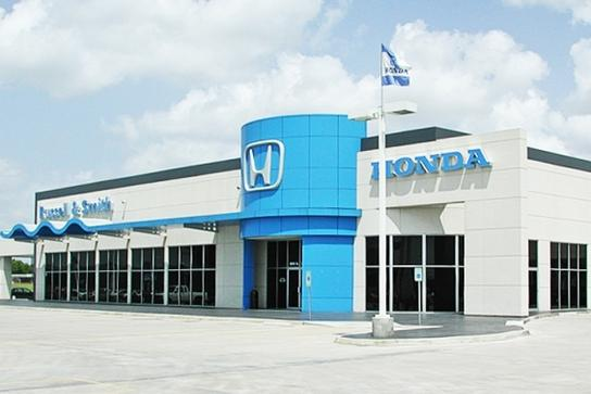 Russell smith honda car dealership in houston tx 77054 for Honda dealership houston tx