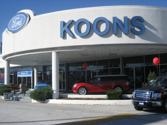 koons baltimore ford : baltimore, md 21244 car dealership, and auto