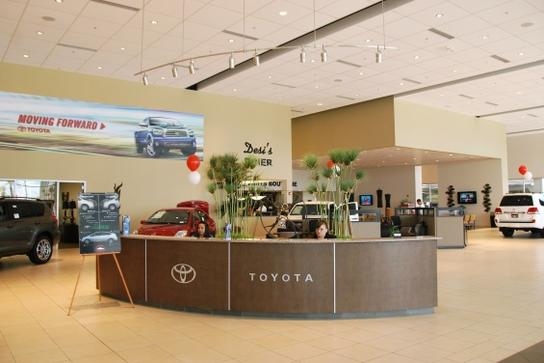 Desert Toyota Tucson Az 85710 Car Dealership And Auto