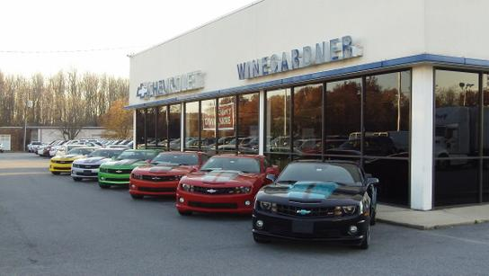 Jack Winegardner Chevrolet : Fort Washington, MD 20744 Car ...