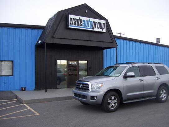 Stephen Wade Toyota >> Wade Auto Group : Salt Lake City, UT 84115 Car Dealership ...