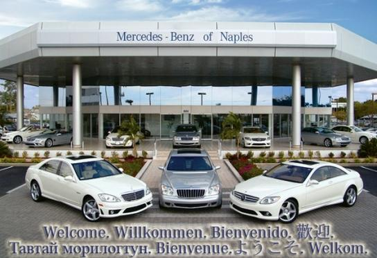 mercedes benz of naples naples fl 34104 car dealership