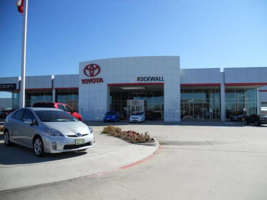 Toyota Of Rockwall >> Toyota Of Rockwall Rockwall Tx 75087 Car Dealership And Auto