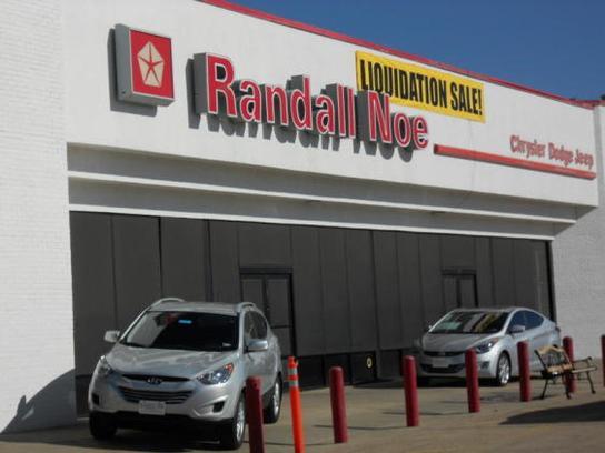 Randall Noe Used Cars In Terrell Texas >> Randall Noe Auto Group Terrell Tx 75160 Car Dealership And Auto