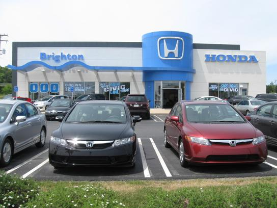 Brighton honda brighton mi 48114 car dealership and for Honda dealer michigan