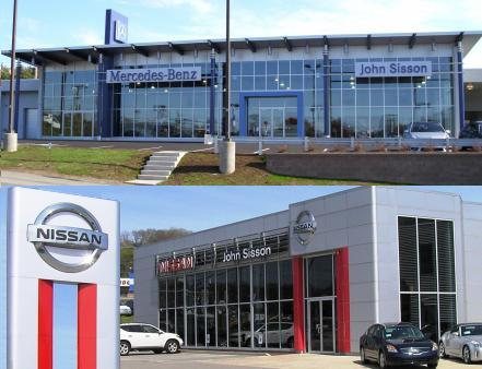 john sisson motors car dealership in washington pa 15301